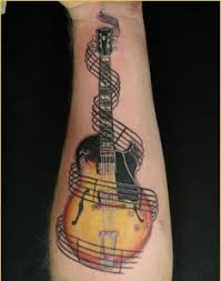 Guitar Tattoo Designs Ideas Guitar Tattoo Designs And Ideas For Men And Women11 Jpg 600 600