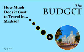how much does it cost to travel the world images How much does it cost to travel in madrid spain for 3 days png