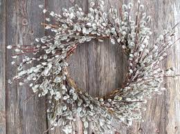 outdoor wreaths how to make a willow wreath