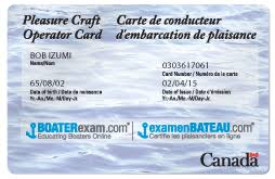faq about the pleasure craft operator card boaterexam