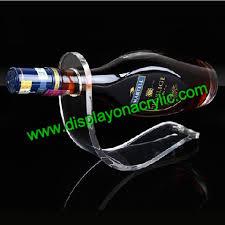 wine bottle holder acrylic beer display acrylic wine rack u200e
