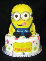 minion wedding cake topper minions cake toppers a wedding topper no minion figurines
