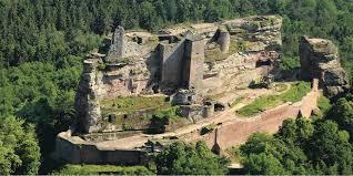 chambre d hote lembach fleckenstein castle route des châteaux d alsace