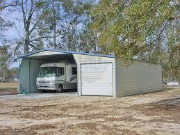 rv and carport storage unit garage buildings and camper carport