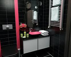black bathrooms ideas bathroom tile paint black ideas