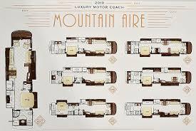 c trailer floor plans four winds travel trailer floor plans lovely class c motorhome floor