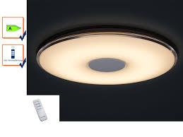 Wohnzimmerlampe Fernbedienung Deckenleuchte Mit Fernbedienung Dimmbar Innenarchitektur Und