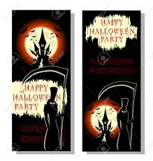 bloody halloween background halloween background spooky death with large scythe bats scary
