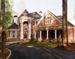 Stone Mansion Floor Plans Stone Pond Luxury Home Plans 4 Bedroom House Plans