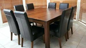 square dining table 60 alluring dining table 60 square seats 8 seater patio seat at 60