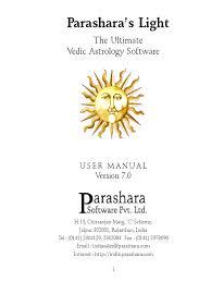 Parashara Light Pl 70 Parashar Light Installation Computer Programs Computing