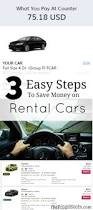 nissan rogue or similar alamo my three easy steps for saving on rental cars the frugal south