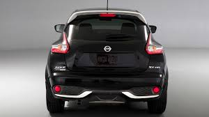 nissan black 2017 2017 nissan juke gets limited run black pearl edition