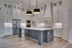 kitchen cabinet color trend for 2021 2021 kitchen design trends kindred homes