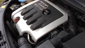 audi a3 2 0 tdi engine problems 8p1