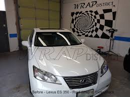 lexus wrapped gallery wrap district
