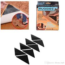 Rug Gripper Pad For Carpet 2017 The Amazing Reusable Rug Grippers Ruggies Carpet Mat Non Slip
