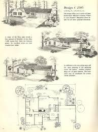 vintage house plans 2505 antique alter ego