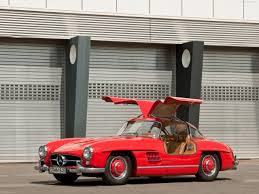 classic red mercedes mercedes benz 300 sl gullwing 1954 pictures information u0026 specs