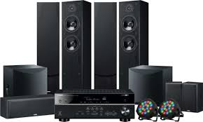 av receiver home theater yamaha livestage7400 home theatre package with htr 5071 av