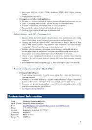 Sql Server Developer Resume Sample by 17 Ssrs Resume Samples Summary Professional Profile Ms Sql