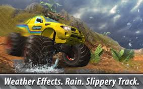 monster truck race track toys monster truck offroad rally 3d android apps on google play