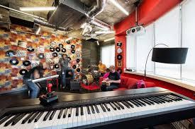 Google Ireland Office Google Office Campus In Dublin Ireland By Camenzind Evolution