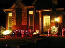 outdoor christmas lights for bushes outdoor christmas lights hgtv induced info
