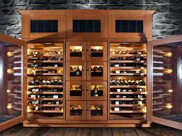 Built In Cabinets Melbourne Wine Rack Vigilant Refrigerated And Non Conditioned Wine