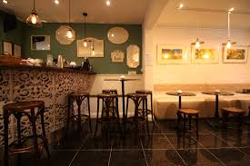 restaurant bar cafe tea room interior design company in