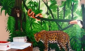 deco chambre jungle déco deco chambre jungle marseille 87 marseille deco