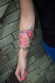 how mastered floral tattoos garden collage magazine