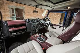 land rover 110 interior forbidden fruit 475 hp supercharged land rover defender