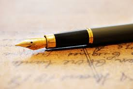 good writing paper writing paper a dying art travelling banana the fountain pen is becoming part of the dying art of writing you can still