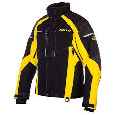 klim vector jacket yellow snowmobile jackets affordable price klim