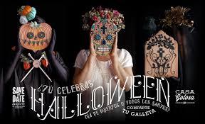 save the date halloween unas galletas de muerte