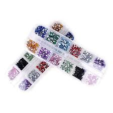 popular nails with rhinestones designs buy cheap nails with
