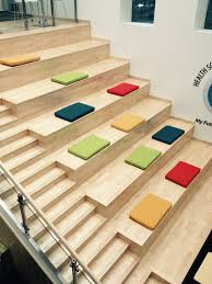 Office Stairs Design by The