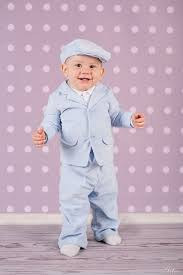 boys light blue suit suit for baby boy christening in light blue cord