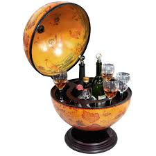 Wet Bar Set Tabletop Globe Bar Serving With Delight Pinterest Globe Bar