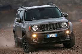 matte brown jeep jeep renegade night eagle lands in uk starts from 21 595