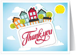 realtor thank you real estate greeting card 15224 harrison