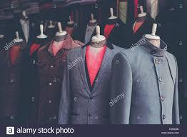 selective fous men u0027s suit on mannequin in front of dress room