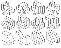 17 best isometric images on pinterest technical drawings