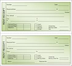 sample rent receipt template 20 download free documents in pdf