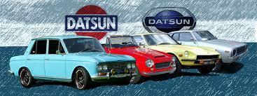 nissan datsun colour codes a to g
