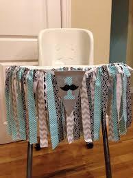 mustache birthday banner high chair banner first birthday