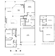 Dr Horton Single Story Floor Plans Bishop Windsor Estates Richmond Texas D R Horton