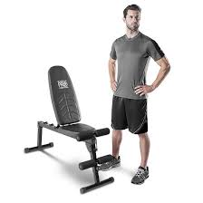 Weight Bench Leg Exercises Marcy Deluxe Folding Utility Weight Bench Target
