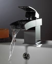 Waterfall Bathroom Taps From Phoenix Whirlpools - Bathroom tap designs